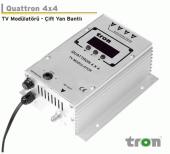 Tron Quattron 4x4 Çift Yan Band Modülatör 4 Kanal