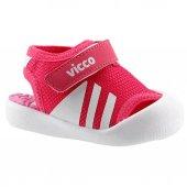 Vicco İlk Adım Ayakkabı Bebe Sandalet 854.18y.051