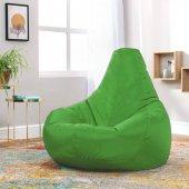 Armutpark Damla Armut Koltuk (Benetton Yeşil)