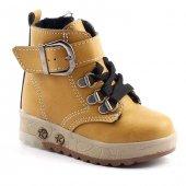 Vicco 220.v.618 Işıklı İçi Termal Kürklü Erkek Çocuk Bot Ayakkabı