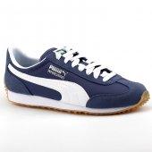 Puma Whirlwind Basic 351293 İndigo Günlük Erkek Spor Ayakkabı