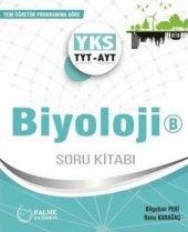 Tyt Ayt Biyoloji B Soru Kitabı Palme Yayınevi