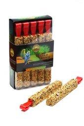 Gold Wings Premium Muhabbet Kuşlari Için Balli&meyveli Kraker 10lu