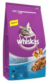 Whiskas Ton Balikli Sebzeli Yetişkin Kedi Mamasi 300 Gr