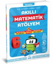 Arı Yayıncılık 6.sınıf Matemito Akıllı Matematik Atölyem