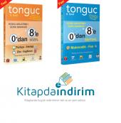 Tonguç 8. Sınıf Tüm Dersler Seti