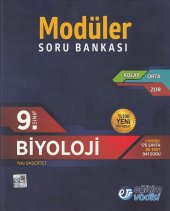 Eğitim Vadisi 9. Sınıf Biyoloji Modüler Soru Bankası
