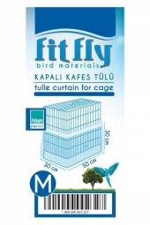 Fit Fly Alti Kapali Kafes Tülü Medium