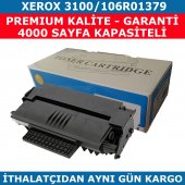 Xerox 3100 106r01379 Siyah Muadil Toner 4.000 Sayfa