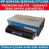 Hp C7115a Q2613a Q2624a 2.500 Sayfa Muadil Toner 13a 15a 24a