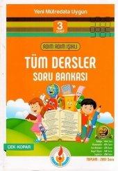 Bilal Işıklı Yayınları 3. Sınıf Tüm Dersler Soru Bankası