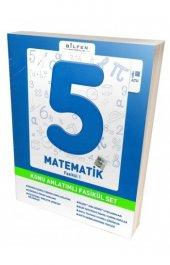 Bilfen 5. Sınıf Matematik Konu Anlatımlı Fasikül S...