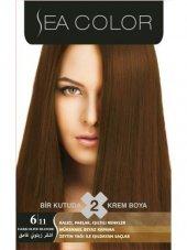 Sea Color Saç Boyası 6.11 Dark Olive Blond