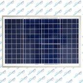 40w Watt Güneş Paneli Solar Panel Tommatech