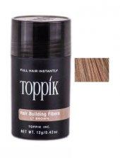 Toppik Hair Building Fibers Açık Kahve 12 Gr