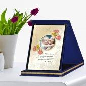 Kişiye Özel Lacivert Plaket (Anneler Günü Temalı) 5