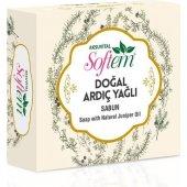 Softem Doğal Ardıç Yağlı Sabun 130 Gr