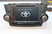Toyota Highlander Avgo Smart Oem Multimedya Navigasyon