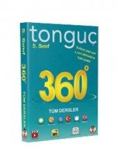 Tonguç Akademi 5.sınıf 360 Serisi Tüm Dersler Soru Bankası Cep Bo