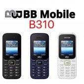 Bb Mobıle B310i Tuşlu Asker Ve Yaşlı Telefonu Kvk Garantili