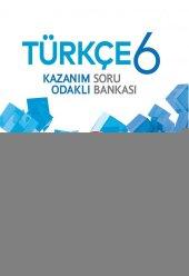 6.sınıf Türkçe Soru Bankası Tudem Yayınları