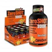 Zeroshot 60 Ml 3000mg L Carnitine 12 Adet