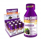 Zeroshot 60 Ml 3000mg L Carnitine + Plus Sambucus 12 Adet