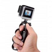 Eken H9r Kameralar İçin Avuç İçi Parmak El Tutucu Monopod