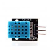 Dht11 Nem Ve Sıcaklık Sensör Modülü
