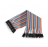 40lı Erkek Erkek Jumper Kablo (20 Cm)