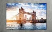 Kule Köprüsü Manzara Kanvas Tablo