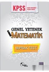 Doktrin 2018 Kpss Matematik Yaprak Test Doktrin Yayınları