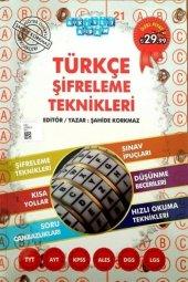 Akıllı Adam Yayınları Tyt Ayt Kpss Ales Dgs Lgs Türkçe Şifreleme