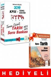 Yargı Yayınları 2018 Kpss Genel Kültür Türk Tarih 1475 Soru