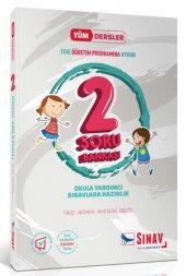 2.sınıf Tüm Dersler Soru Bankası Sınav Yayınları