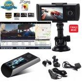 Audiomax Araç İç Dış Hd Araç İçi Kamera Gps Anten Hediye
