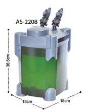 Astro As 2208 Akvaryum Dış Filtre 800 L H