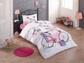 Kristal Ranforce Tek Kişilik Genç Odası Uyku Seti Cute Girls