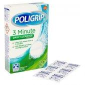 Poligrip 3 Dakika Protez Temizleme Tableti 30 Tabl