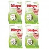 Blistex Lip Conditioner Salbe Dose 7 Ml 4lü Eko Set