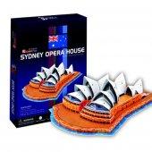 Cubic Fun 3d Puzzle Sydney Opera Binası Avustralya C067h