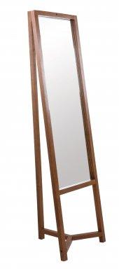 Trz 18 Ahşap Boy Aynası Ceviz