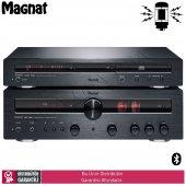 Magnat Mr 780 High End Lambalı Receiver + Mcd 750 Cd Müzik Sistem