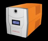 Makelsan Ups Lıne Intractıve Lıon X 2000va 4 8 Dk. 2x9ah Mu02200l11lx005
