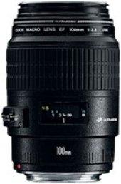 Canon Lens 100mm F 2.8 Makro Usm Ef100 2,8macrousm