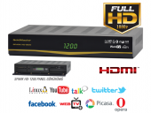 Goldmaster Hd 1200 Spark Dijital Uydu Alıcısı