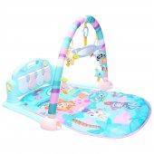 Babycim Müzikli Piyanolu Oyun Halısı Soft Renkler