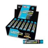 Hardline L Karnitin Matrix 3000 Mg 20 Ampül Limon (Skt 2020 2021)