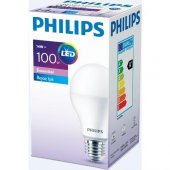 Philips Essential 14 W 100w Led Ampul Beyaz Işık E27
