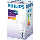 Philips Essential 14 W 100w Led Ampul Sarı Renk E27